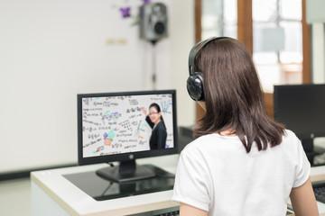 virtual tutoring class online