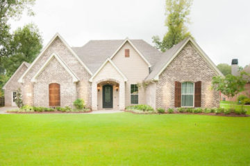 Exterior Home Styles | Monroe LA: Rafael Lara Construction