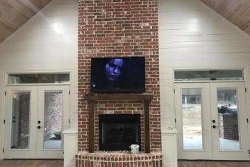 Custom Living Rooms in Monroe | Rafael Lara Construction