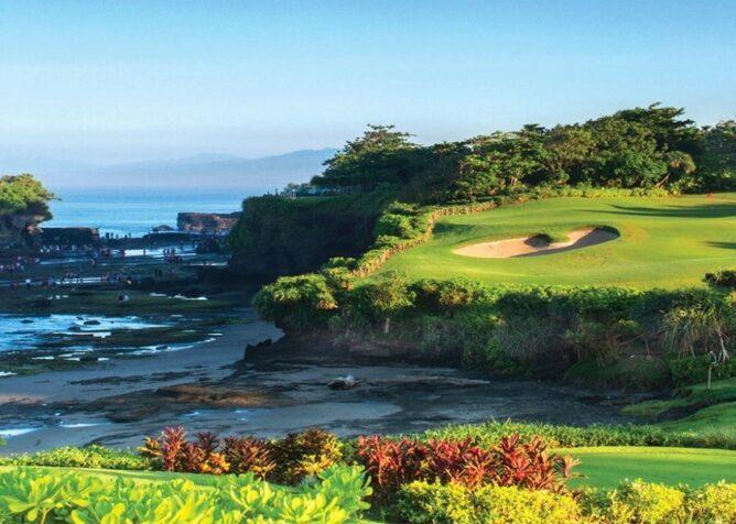 Nirwana Bali Golf Course, Indonesia