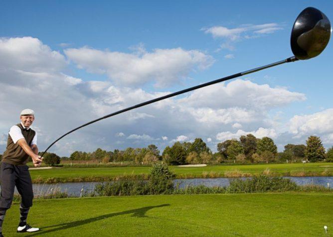 The World's Longest Golf Holes