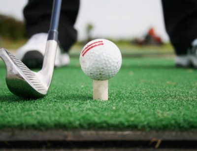 How to practice properly at the driving range