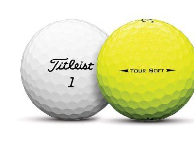 Titleist Intro All New Tour Soft Golf Balls