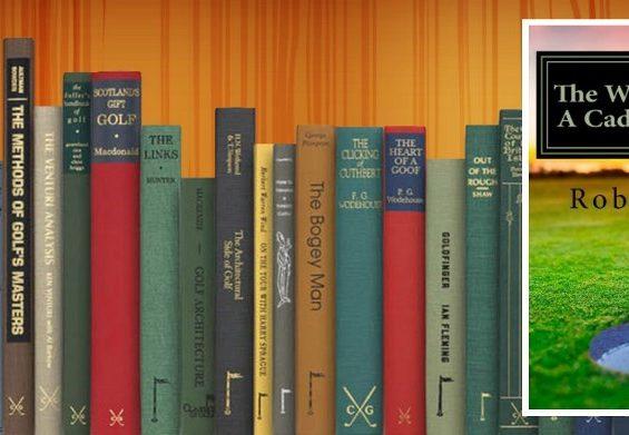Golf Books #248 (The Wichita Kid: A Caddie's Story)