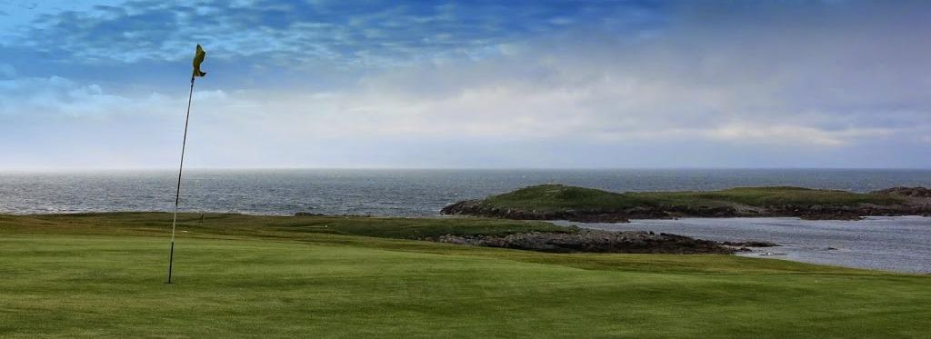 Whalsay Golf Club, Scotland