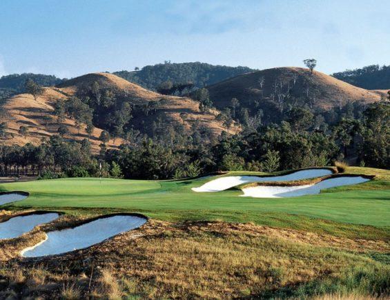 Ellerston Golf Course, Australia