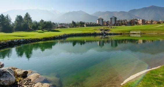 Pirin Golf & Country Club, Bulgaria