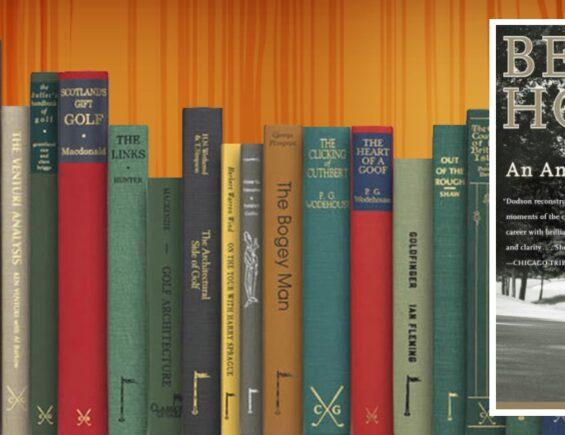 Golf Books #331 (Ben Hogan: An American Life)