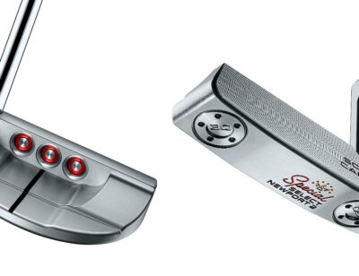 New putters from the Master