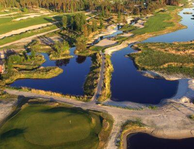 Pärnu Bay Golf Links, Estonia