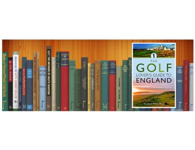 Golf Books #380 (The Golf Lover's Guide to England (City Guides)