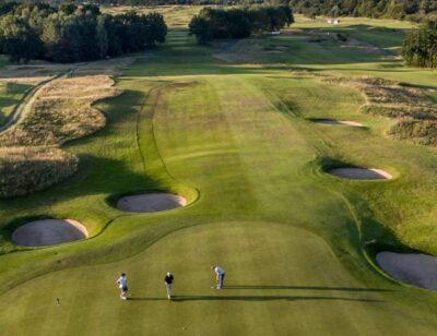 Golf Club Bad Saarow, Germany