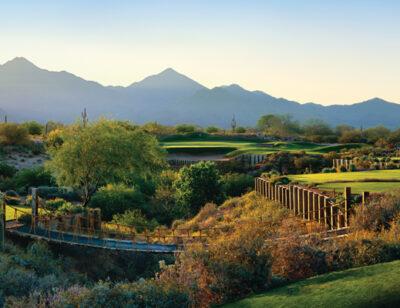 Grayhawk Golf Club, Scottsdale, USA