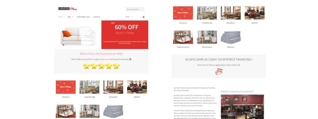 Furniture Store - Furniture Plus