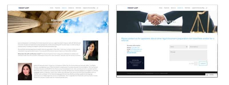 Featured Website | West LDP