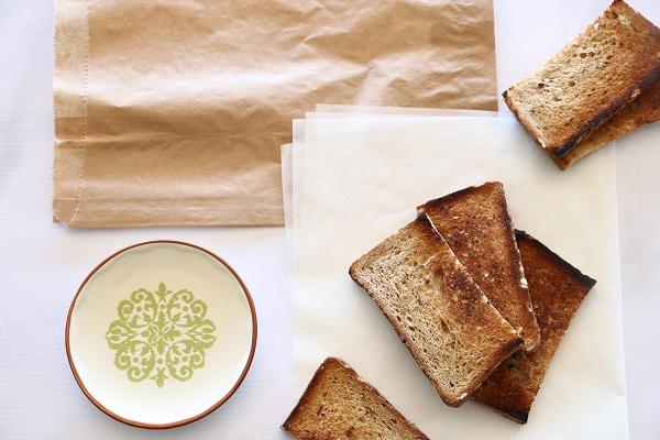 רעיון להגשת לחם בסטייל אשת סטייל