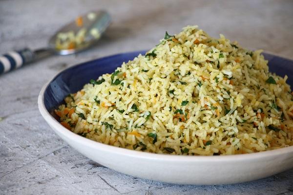 אורז עם ירקות_אורז צבעוני_צילום ומתכון: טליה הדר אשת סטייל