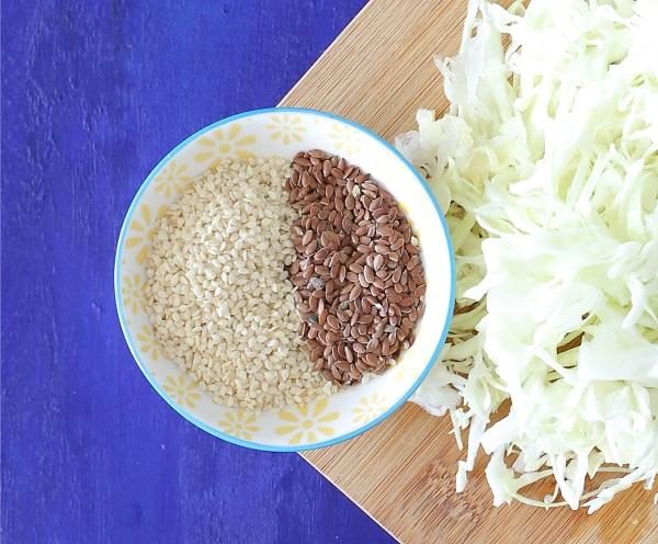 זרעי פשתן_תוספת מעולה ובריאה לסלט_הטיפים של טליה הדר מהבלוג אשת סטייל