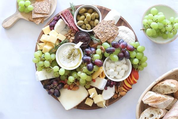 פלטת גבינות - צילום ומתכון: טליה הדר עבור פוקס הום