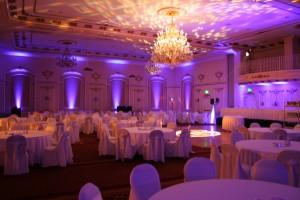 Davenport Pennington wedding Lighting After