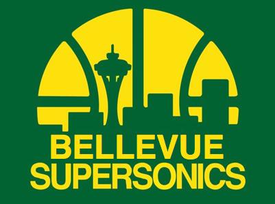 Bellevue Seattle SuperSonics