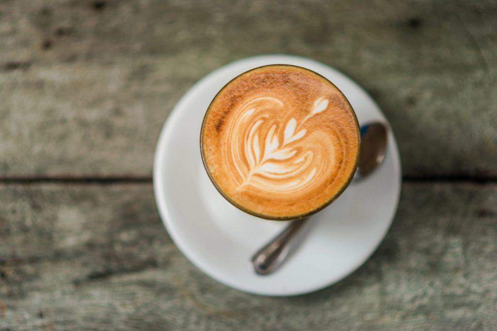 Coffee Shop in downtown Bellevue