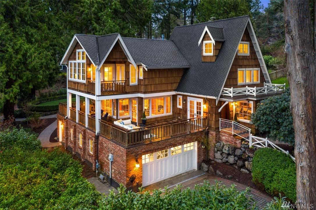 Beaux Arts West Bellevue Home