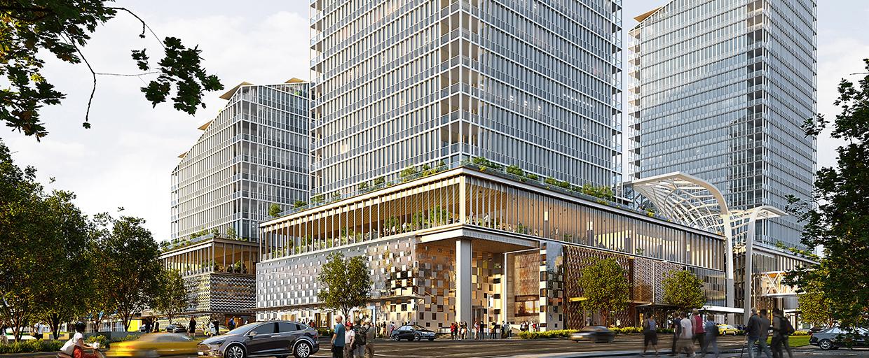 The Bellevue - Bellevue Square Expansion Street Level