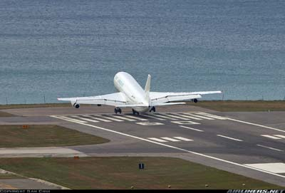 Running out of Runway