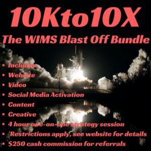 10Kto10X The WIMS Blast Off Bundle