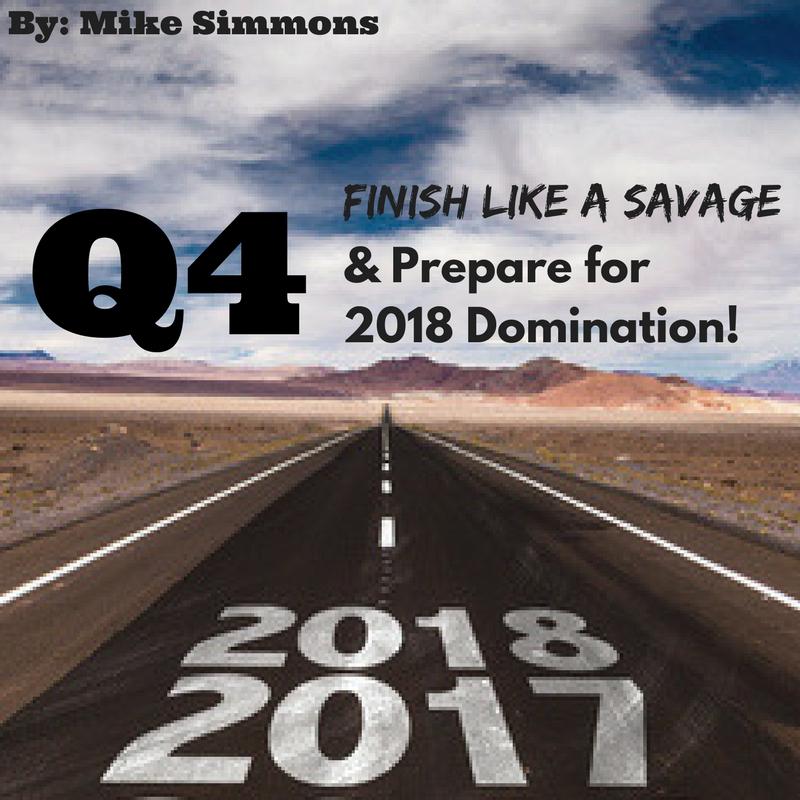 Q4 2017 Prepare for 2018