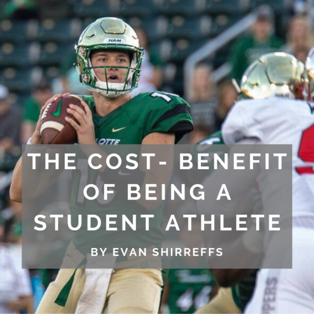 Cost Benefit of Being a Student Athlete
