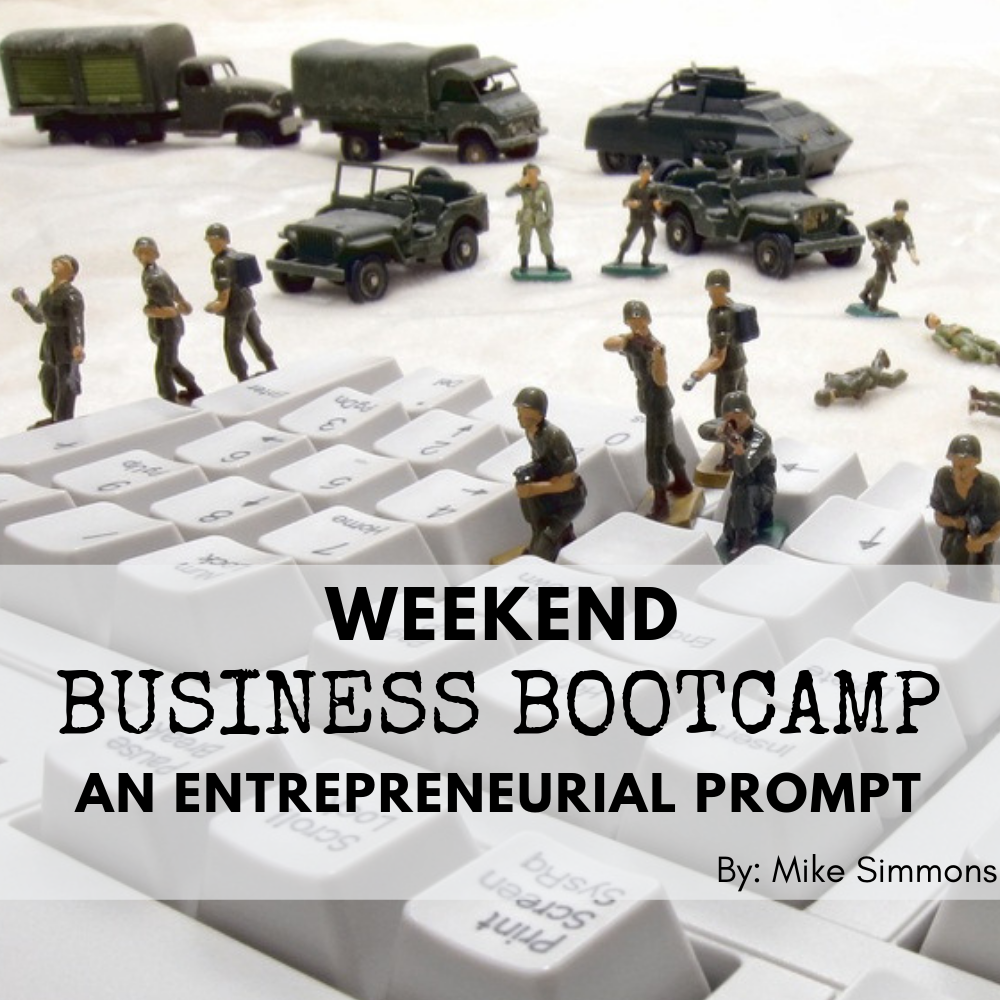 Business Bootcamp Startup