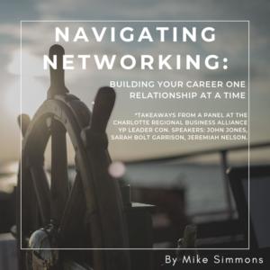 navigating networking