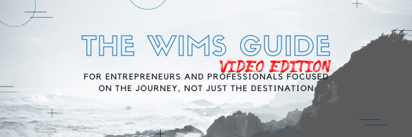 The WIMS Guide Video Edition