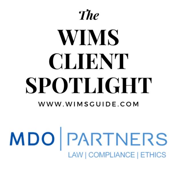 WIMS Client Spotlight MDO Partners