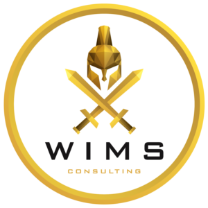 WIMS Consulting Logo Gold
