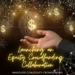 Launching an Equity Crowdfunding Collaboration