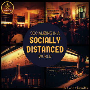 Socializing in a Socially Distanced World