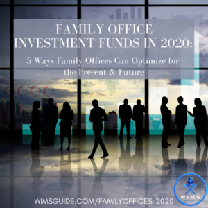 WIMS Consulting Family Office Funds