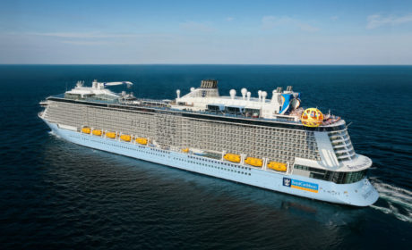 LiV Magazine Loves China and Royal Caribbean's New Spectrum of the Seas
