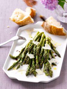 Asparagus with Pecorino Romano