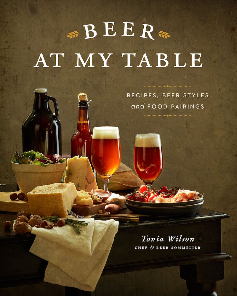 Beer At My Table – The Cookbook