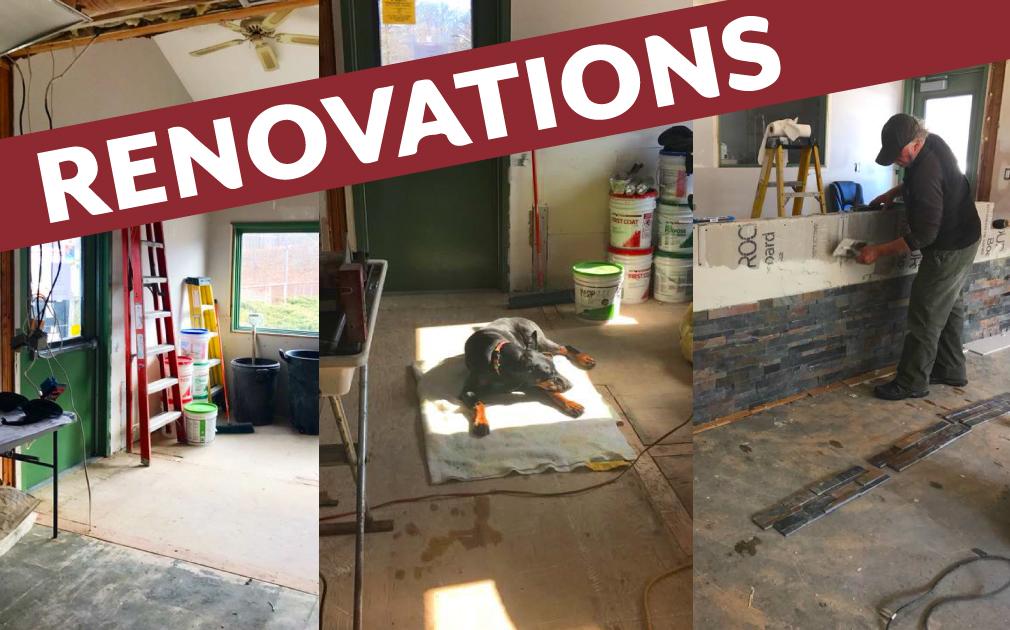 Animal Hospital Renovations