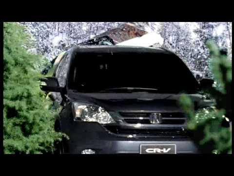 Honda CR-V – Around & About