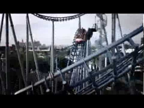 Sea World – Storm Coaster