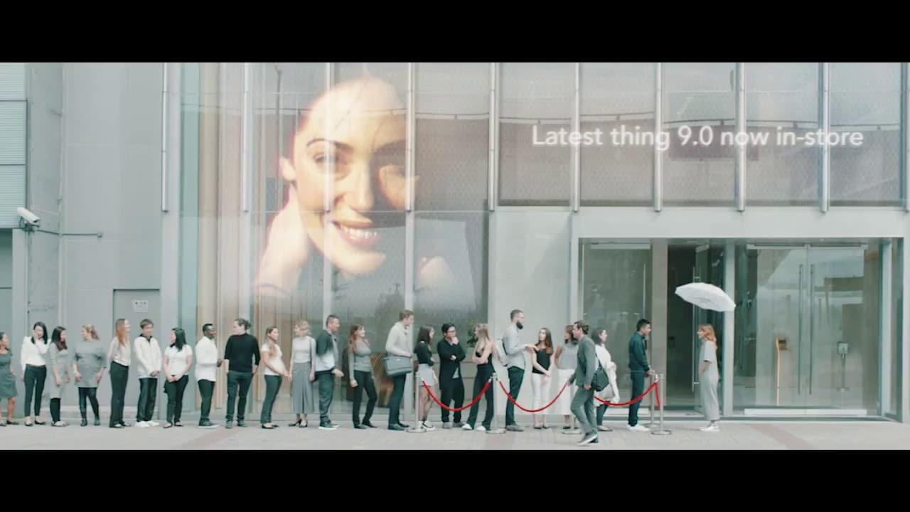 MYOB – Brand Launch – The Next Big Thing