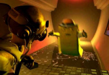 Commander Carton – Animated Series