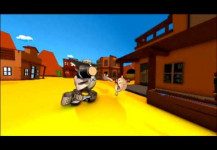 Mexican Standoff 'ish – Animated Short Film