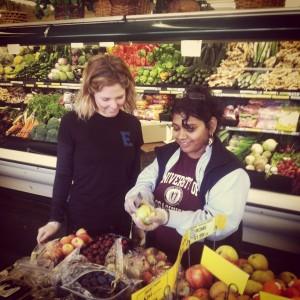 Chandley at El Cerrito Natural Grocery